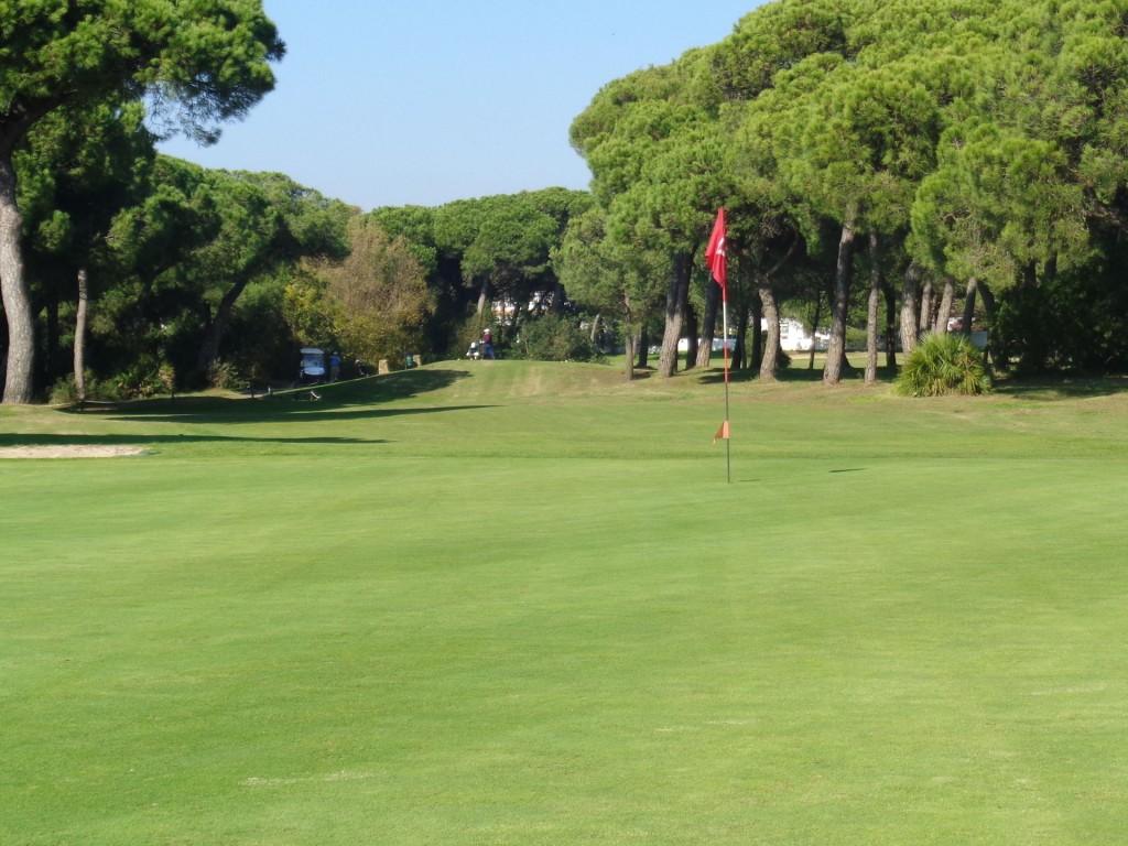 Campo Golf Nuevo Portil