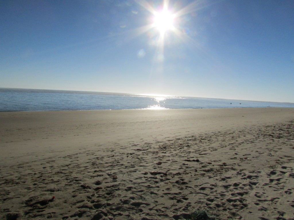 Playa con Isla El Portil