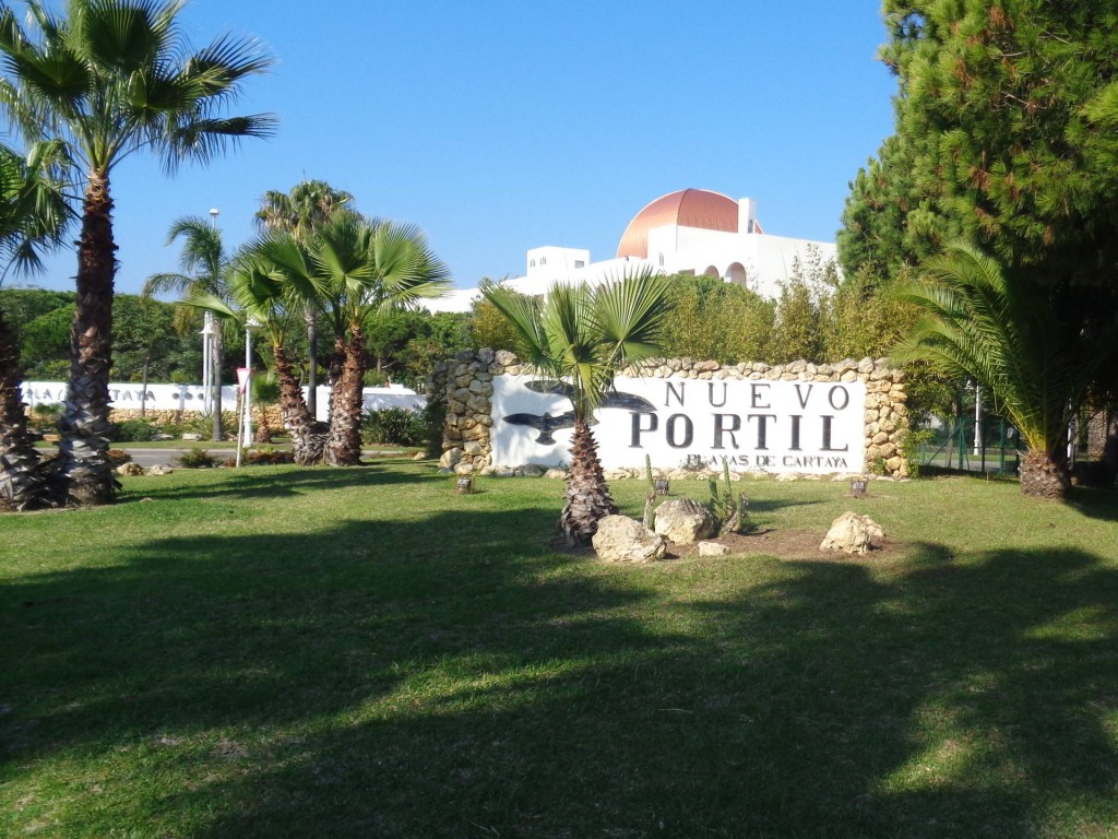 Zona de Hoteles Nuevo Portil