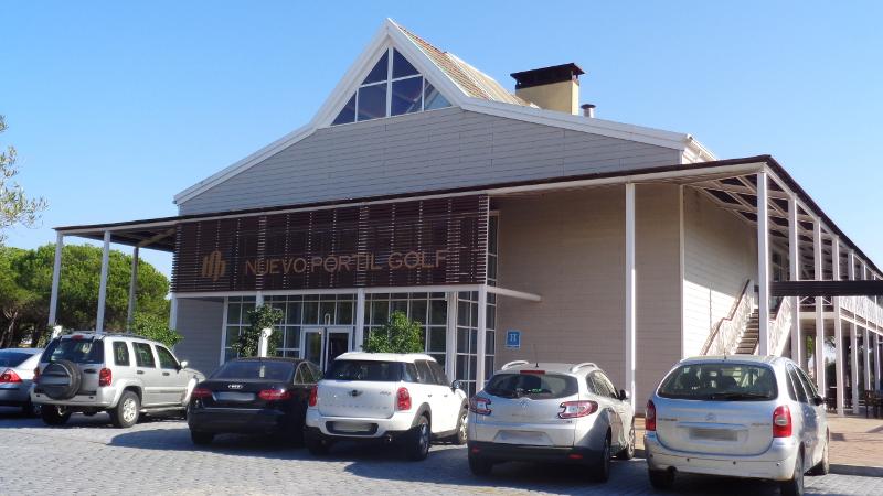 Hotel Golf NuevoPortil